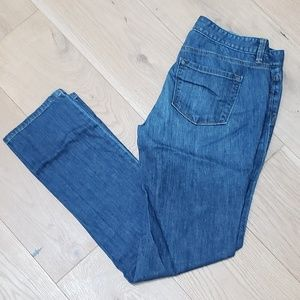 👖 LOFT Modern Straight Jeans - size 6